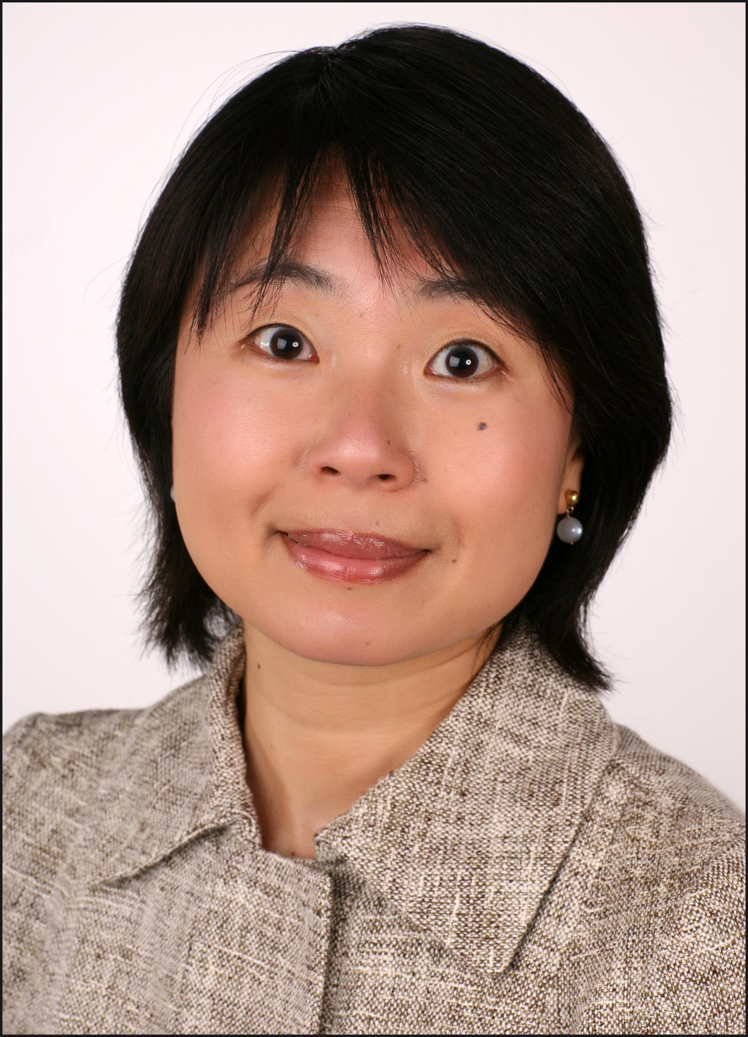 <b>Ayako Yamamoto</b>, Ph.D. (molecular cell biology) - ayako-060612
